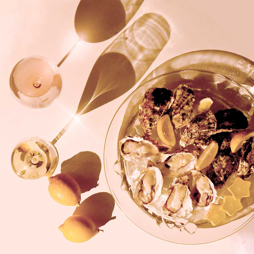 ー 牡蠣とワインの夕べ ー 2020.03.14